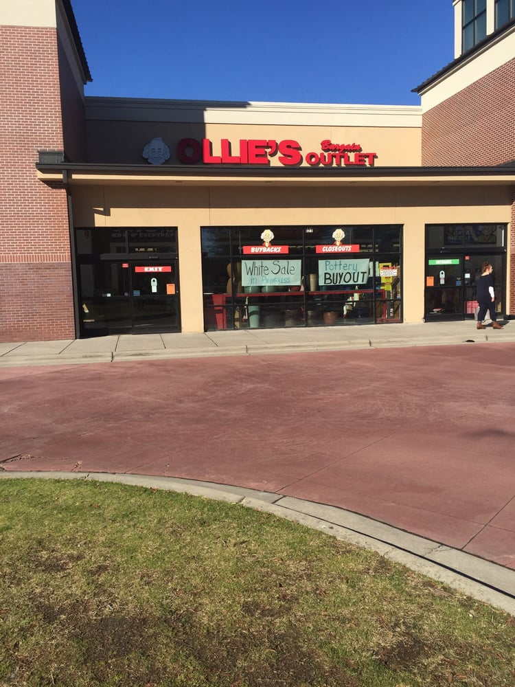Ollie's Bargain Outlet - 11 Reviews - Outlet Stores - 651 Cary Towne ...