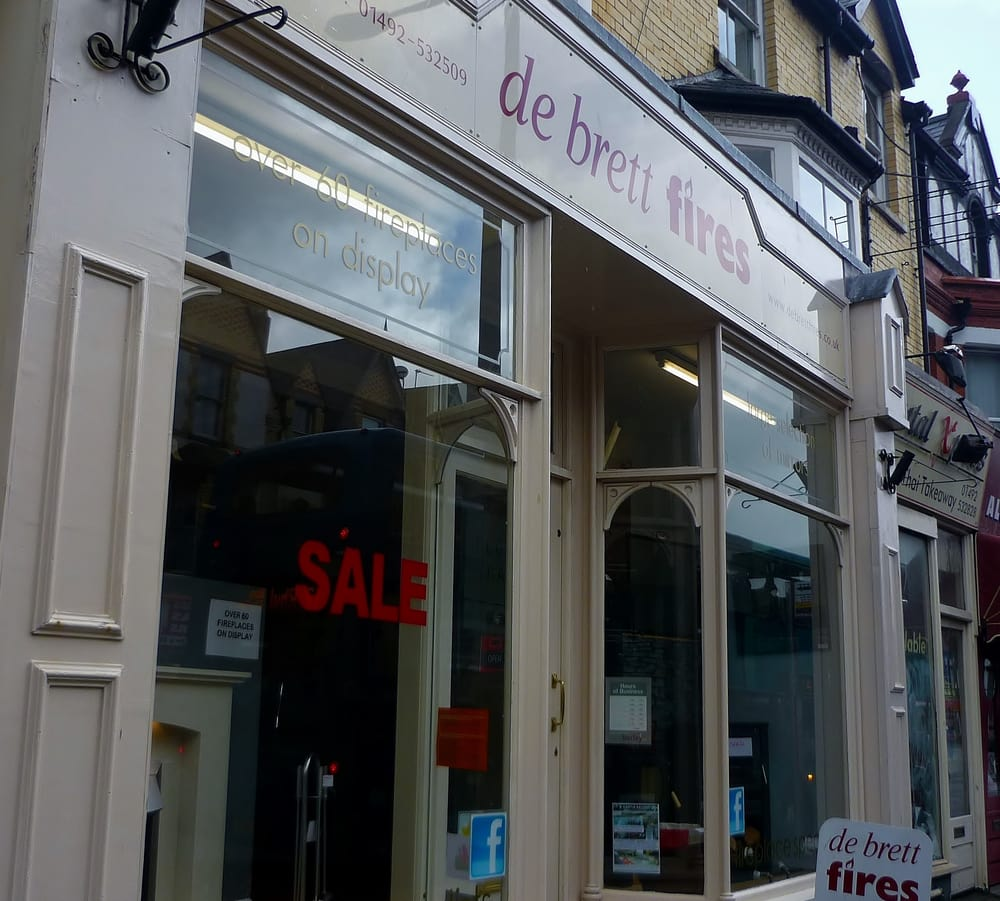 Cake Decor Colwyn Bay : Debrett Fires - Home Decor - 63 Abergele Road, Colwyn Bay ...