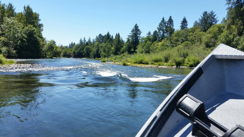 Fins and Scales Guide Service: Jefferson, OR