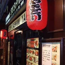 Restaurant Japonais Place Monge
