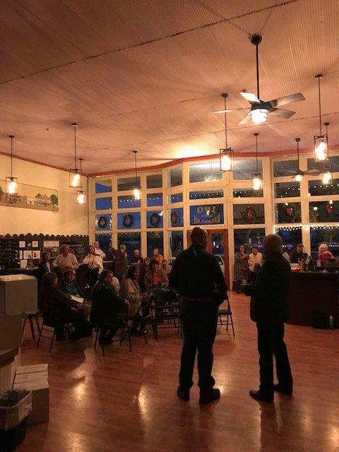 Golden Rule Willcox Wine Tasting: 180 N Railroad Ave, Willcox, AZ