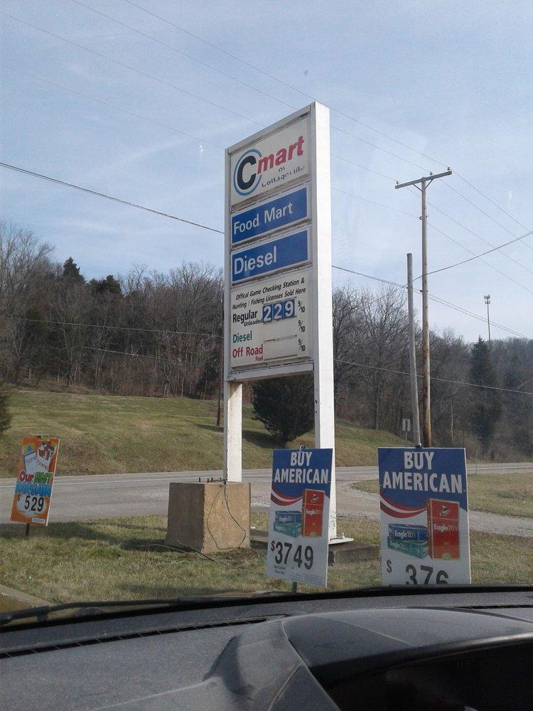 C-Mart: 622 S Fayette St, Beckley, WV