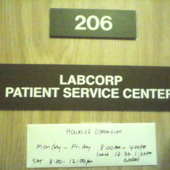 Can you make same-day LabCorp appointments?