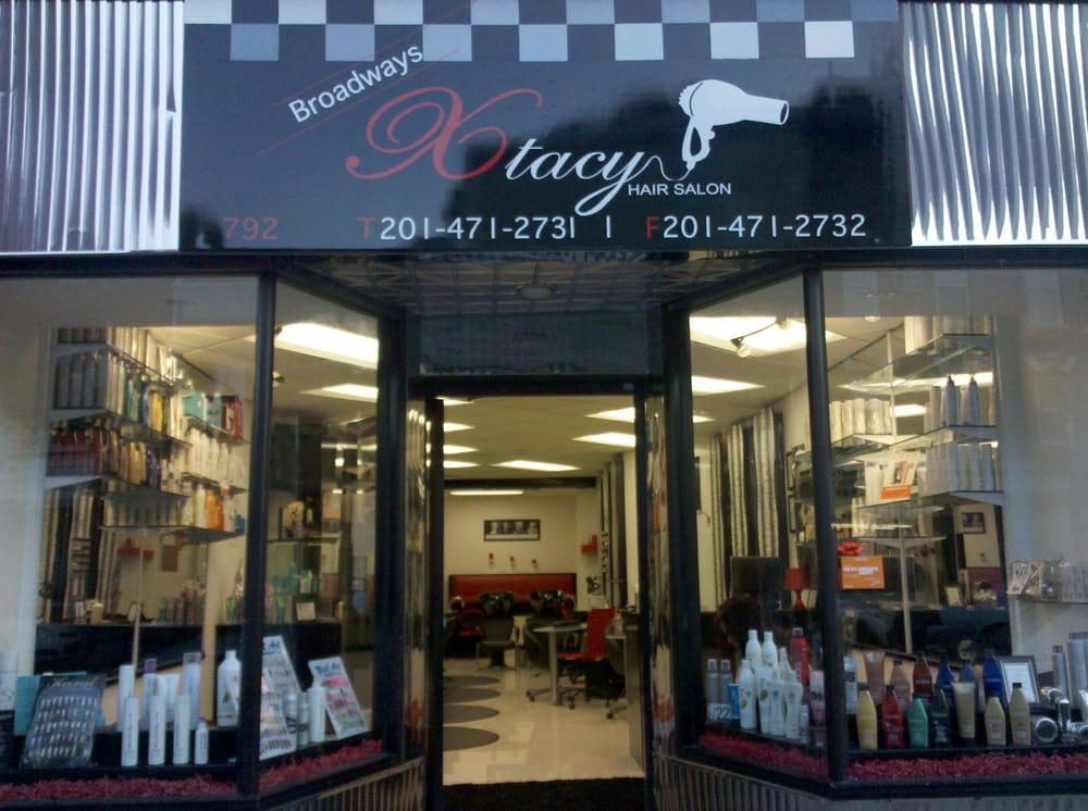 Xtacy salon chiuso parrucchieri 792 broadway ave for About you salon bayonne nj