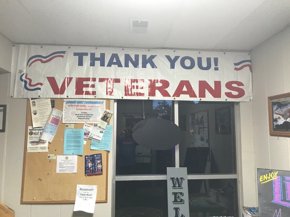 American Legion Club: 410 Lake St NE, Warroad, MN