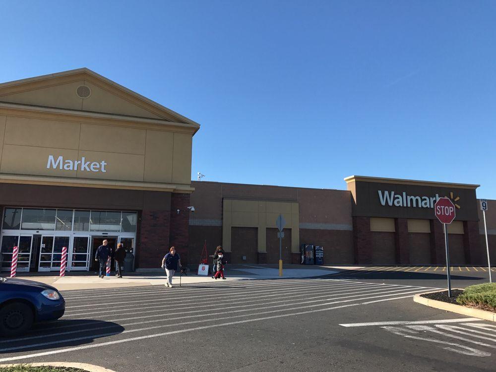 Walmart Supercenter: 180 Levittown Ctr, Levittown, PA