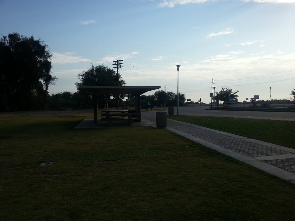Two Rivers Rest Area: Imperial County, Calipatria, CA