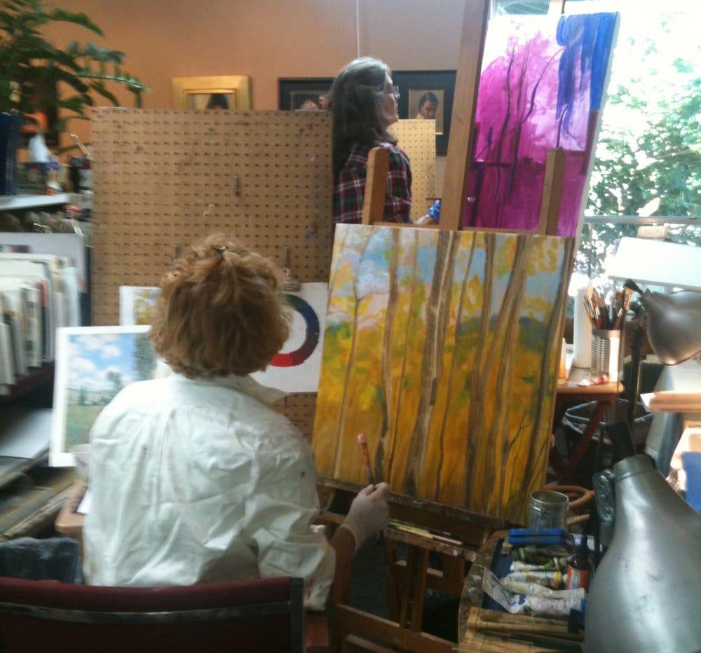 Austin Fine Art Classes