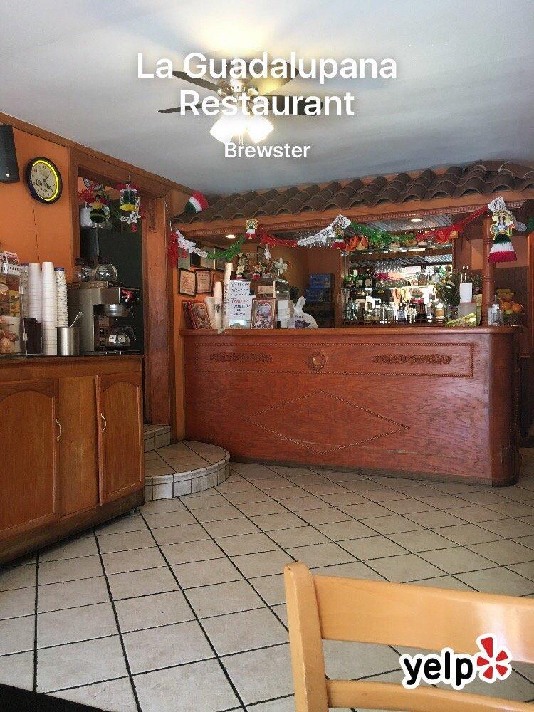 La Guadalupana Restaurant: 64 Main St, Brewster, NY