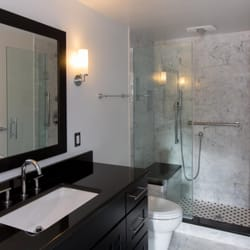 photo of bathroom remodeling contractor los angeles ca united states