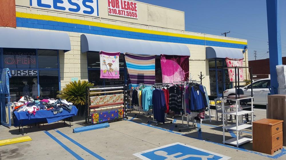 Blue Outlet Center: 4117 E Slauson Ave, Maywood, CA
