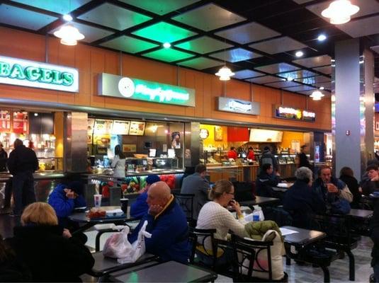 W Madison Chicago Food Court