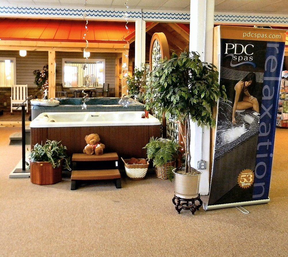 PDC Spa & Pool World: 701 Bridge St, Lehighton, PA