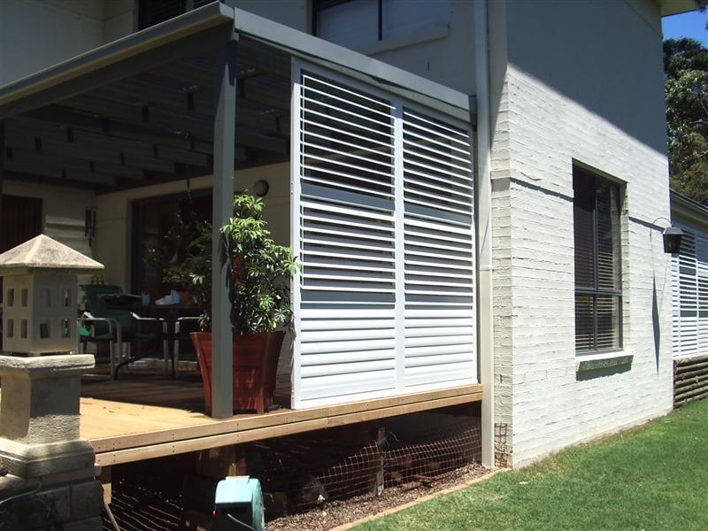 Exterior Window Privacy Screen | Home design ideas