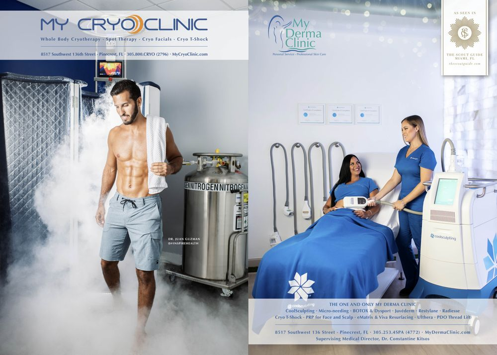 My Cryo Clinic - Pinecrest - 15 Photos - Cryotherapy - 8517 SW 136th