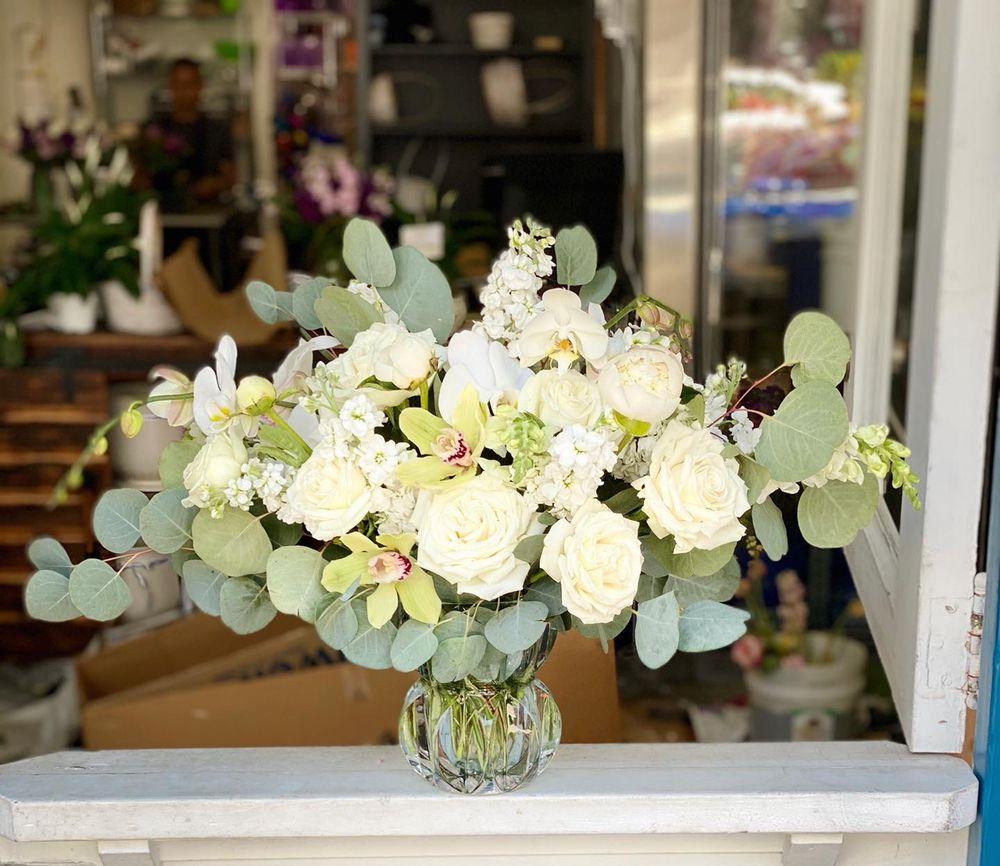 William Paul Floral Design: 1418 Grant Ave, San Francisco, CA