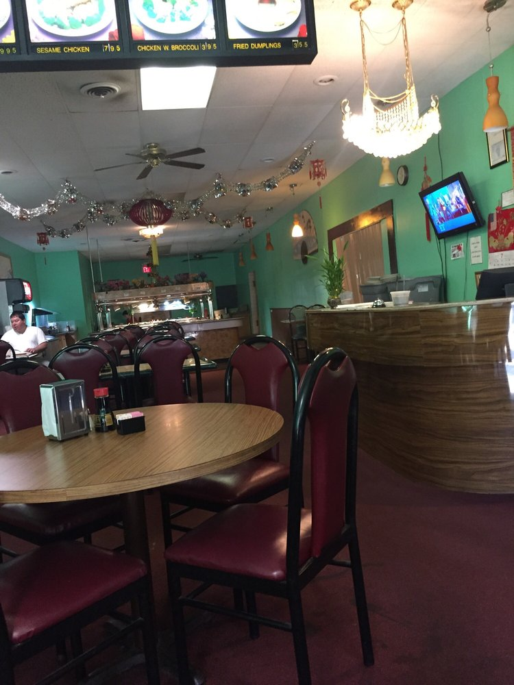 China Wok Buffet: 223 E Main St, Olney, IL