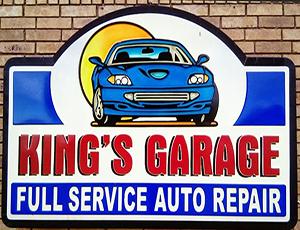 Kings Garage: 808 N I-35, Gainesville, TX