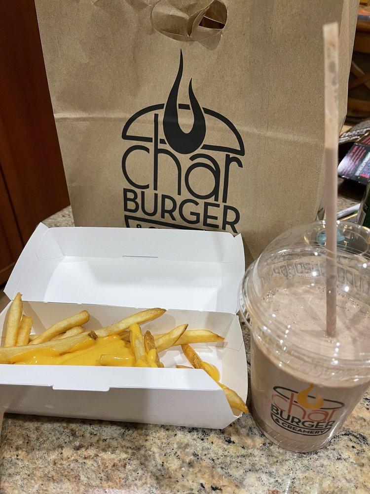 Char Burger & Creamery: 230 Milltown Rd, Bridgewater Township, NJ