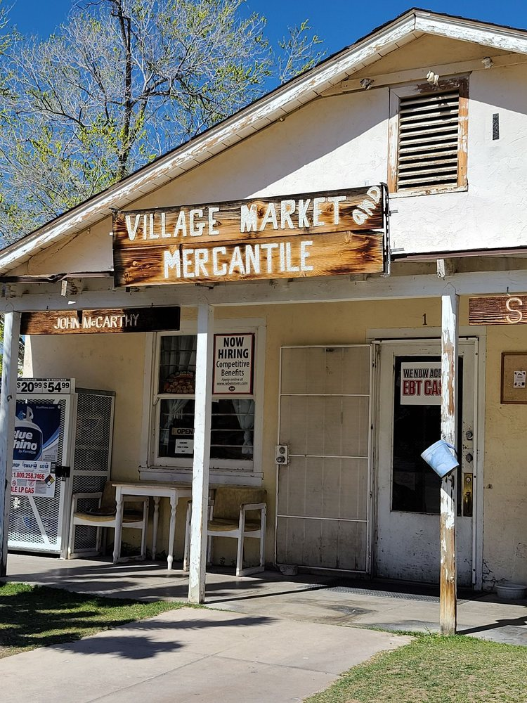 Village Market and Mercantile: Village Blvd, Blue Diamond, NV