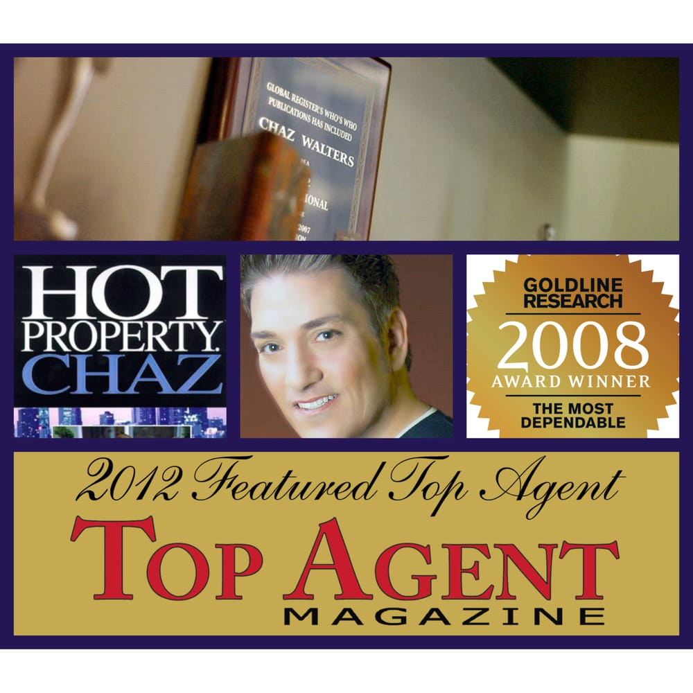chaz walters- hot property  coldwell banker - 16 photos - real estate agents