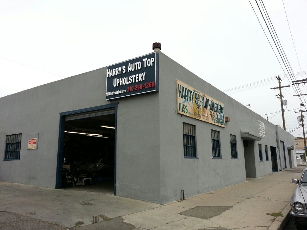 harry s auto top and upholstery 21 reviews auto parts supplies 11159 mississippi ave. Black Bedroom Furniture Sets. Home Design Ideas