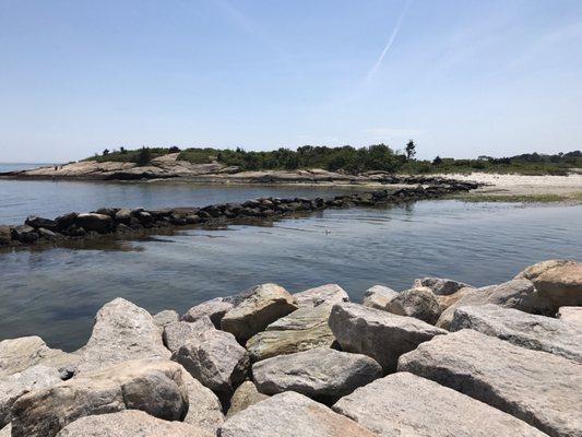 Ocean Beach Ct Directions