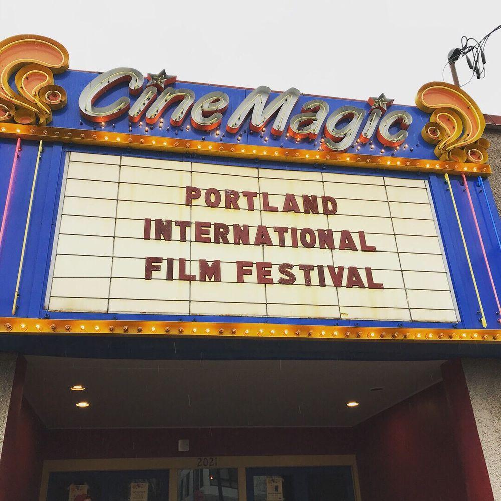 Cinemagic: 2021 SE Hawthorne Blvd, Portland, OR