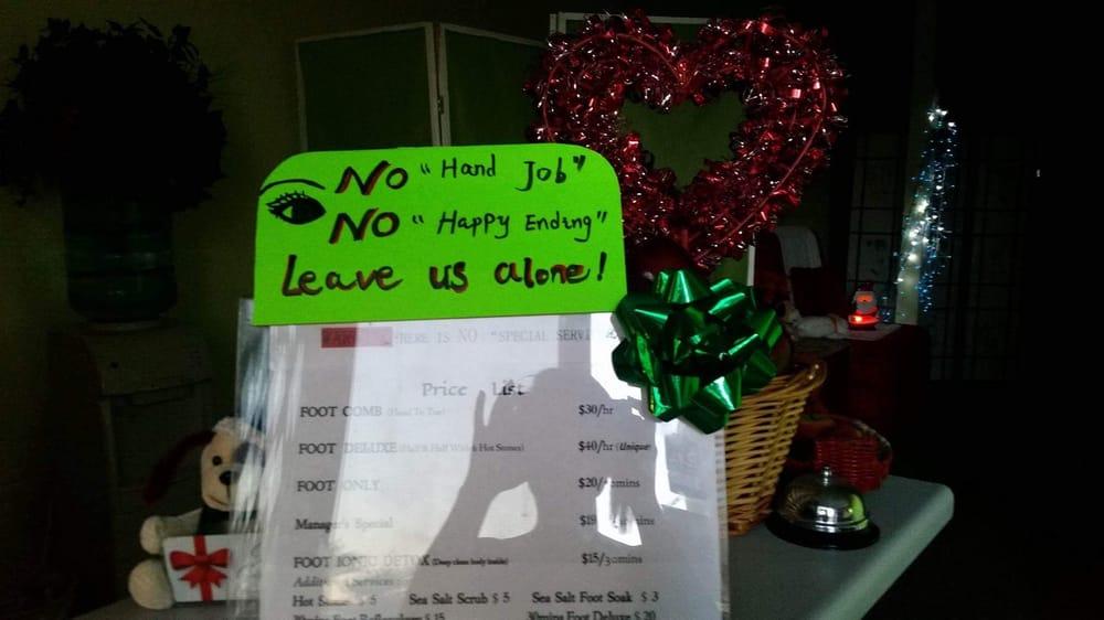Vegas nevada hand job message