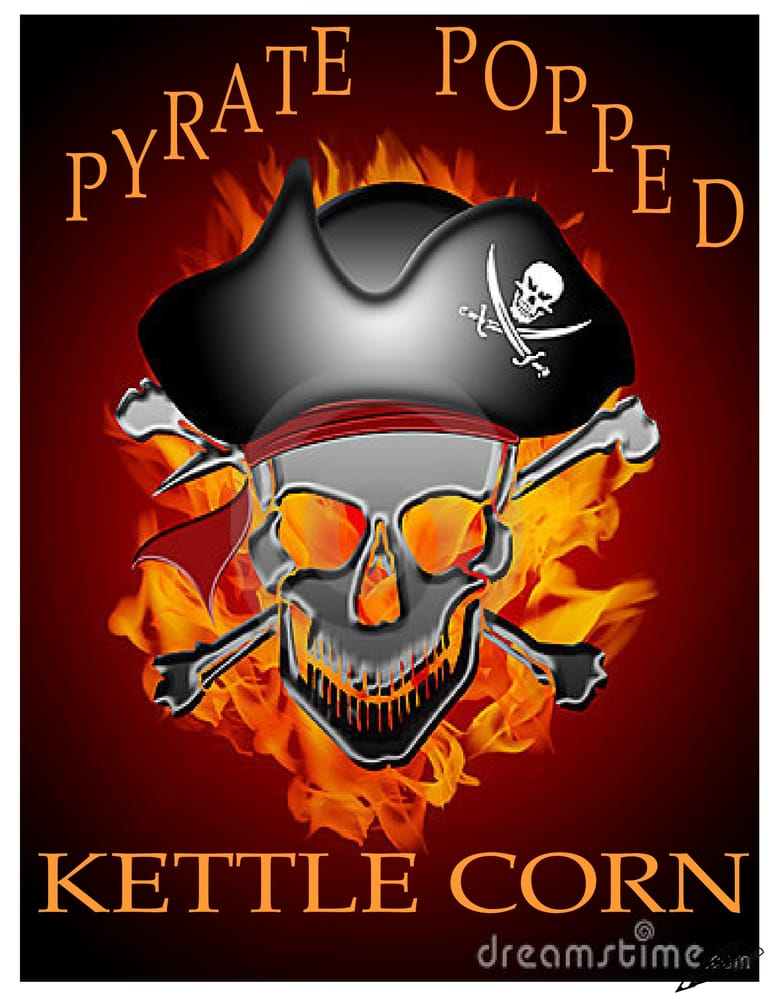 Pyrate Popped Kettle Corn: Grants Pass, OR