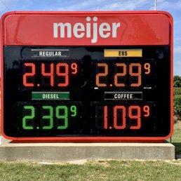 Meijer Gas Station - Gas Stations - 6045 Highland Rd, White Lake, MI