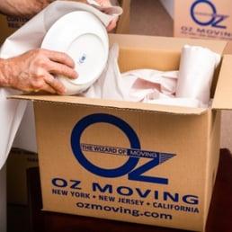 Foto van Oz Moving & Storage - New York, NY, Verenigde Staten. Oz will ...