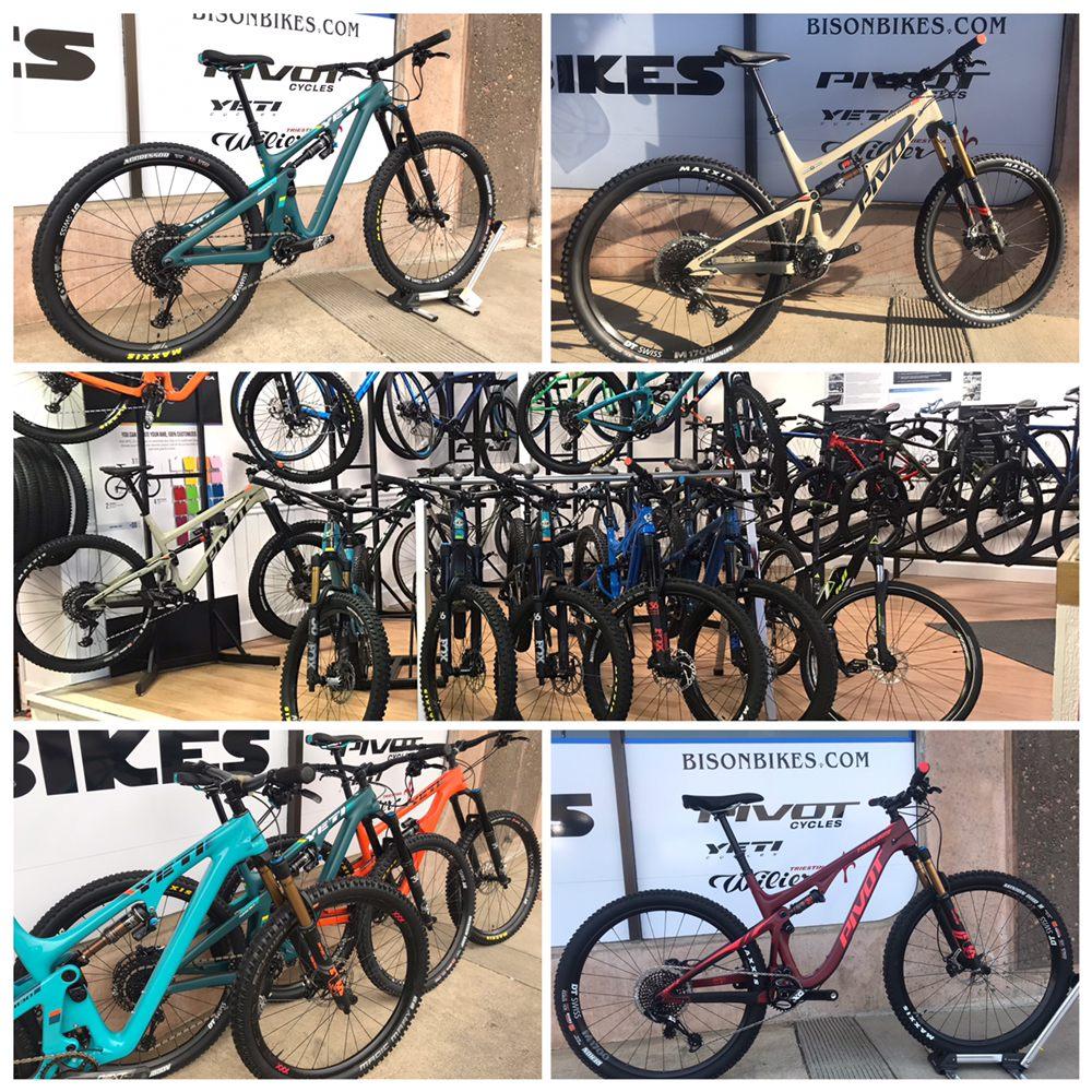 Bison Bikes: 4100 Cameron Park Dr, Cameron Park, CA