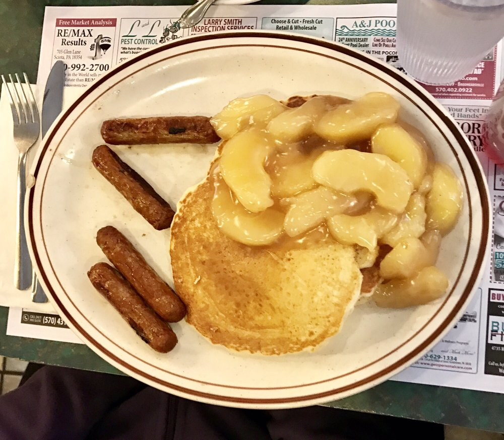 Chestnuthill Diner: RR 209, Brodheadsville, PA