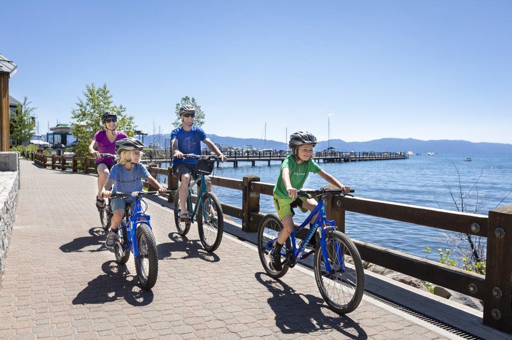 Olympic Bike Shop: 620 N Lake Blvd, Tahoe City, CA