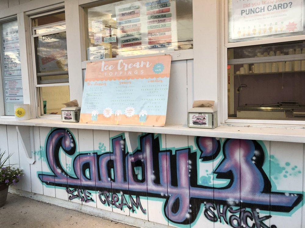 Caddy's Ice Cream Shack: 169 New Gray Rd W, Cumberland, ME