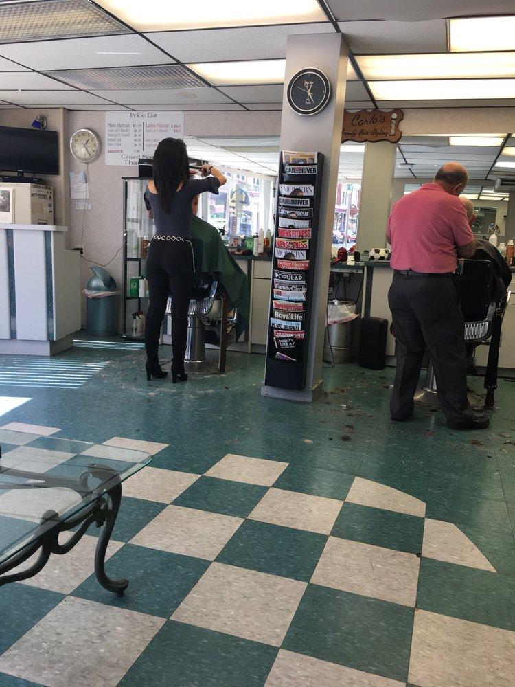 Carlo's Barber Shop By John And Randi: 803 Main St, Boonton, NJ