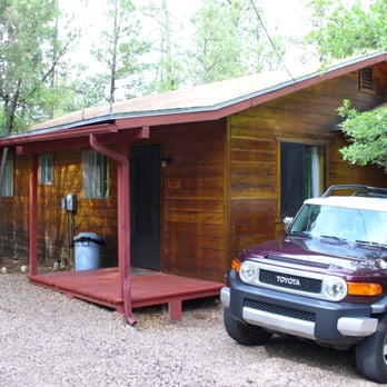 Cabins By Darby S Restaurant In Pinetop