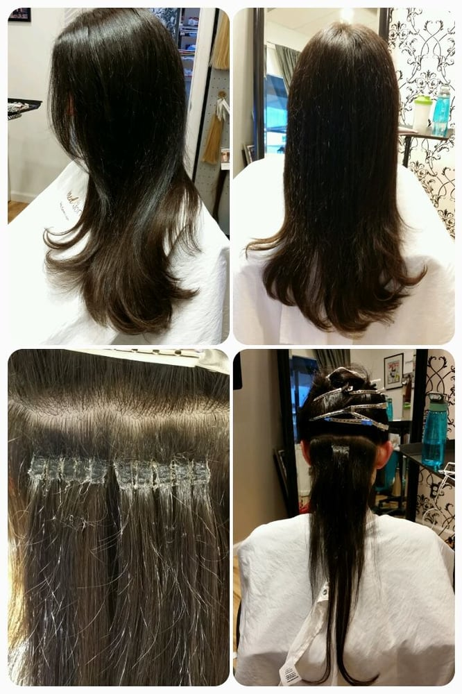 the nano laserbeamer by hairdreams hair extensions vered salon