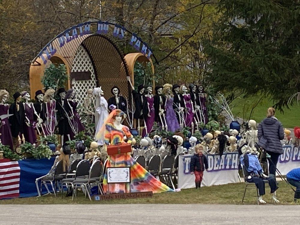 Holy Hill Skeletons: 5256 WI-67, Iron Ridge, WI