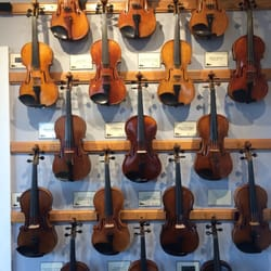The Violin Shop - Musical Instruments & Teachers - 2504 Franklin