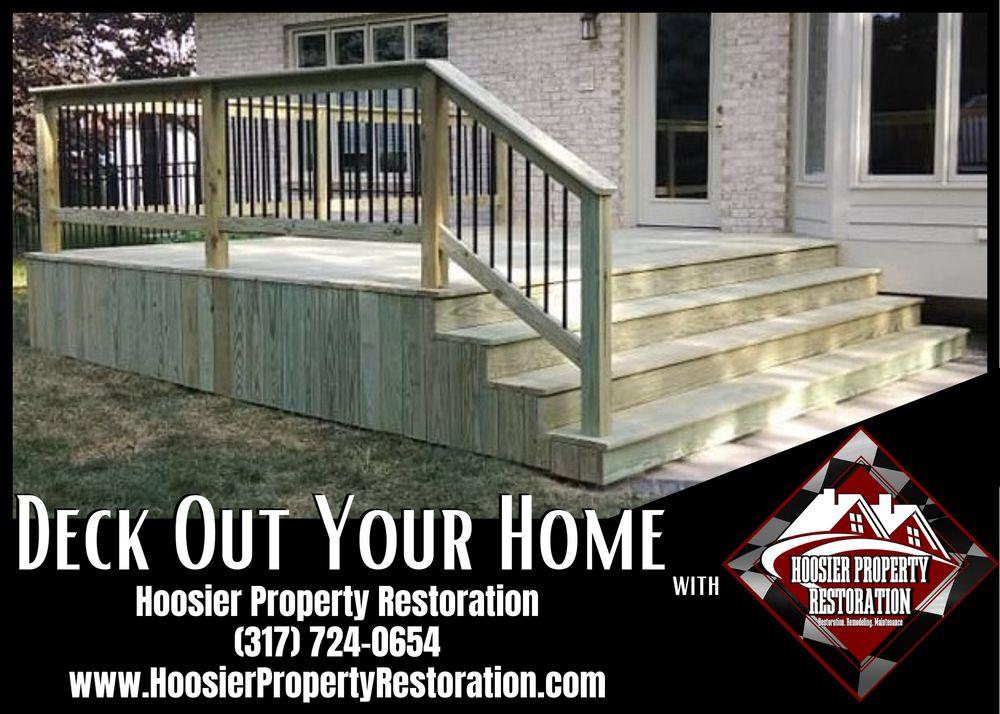 Hoosier Property Restoration: Indianapolis, IN