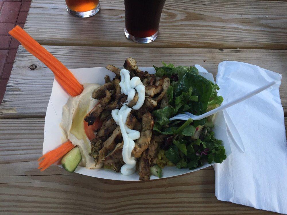 From Scratch Food Truck: Okemos, MI