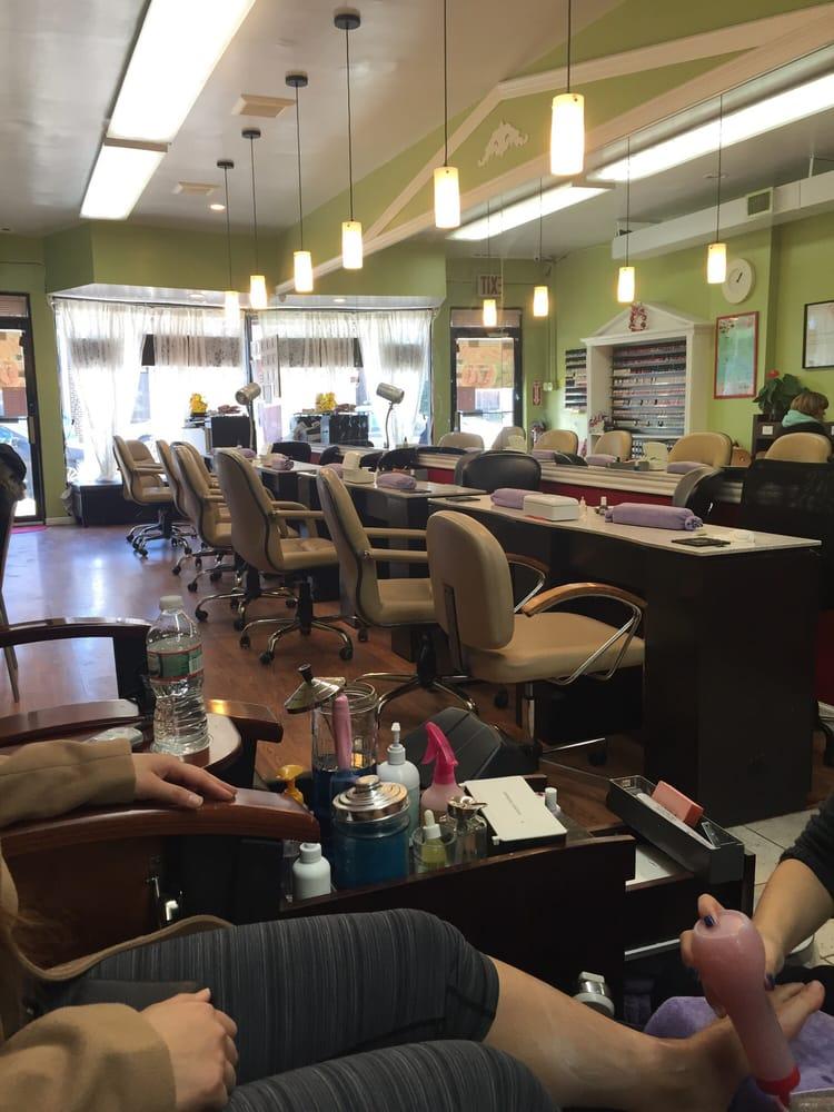 Oscar Nails Salon2: 3809 Bell Blvd, Bayside, NY