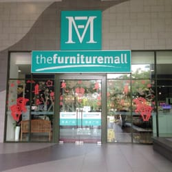 The Furniture Mall Mobel 10 Toh Guan Road Jurong Singapur