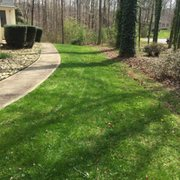 Photo Of Blue Ribbon Lawn Care Gainesville Ga United States Another Satisfied