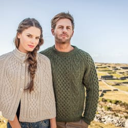 Aran Sweater Market Fashion Departure Lounge Shannon Co Clare