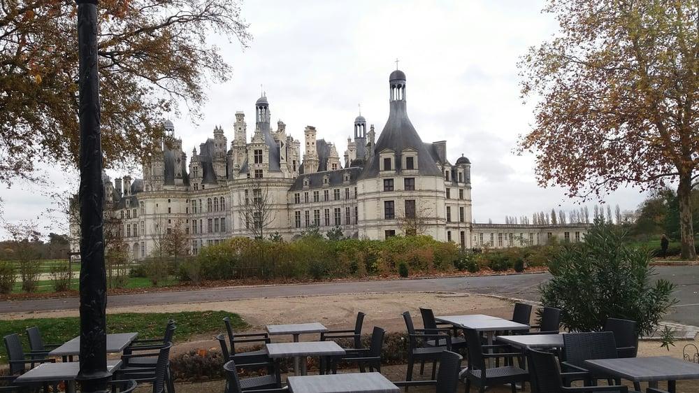 Restaurants Near Chambord France