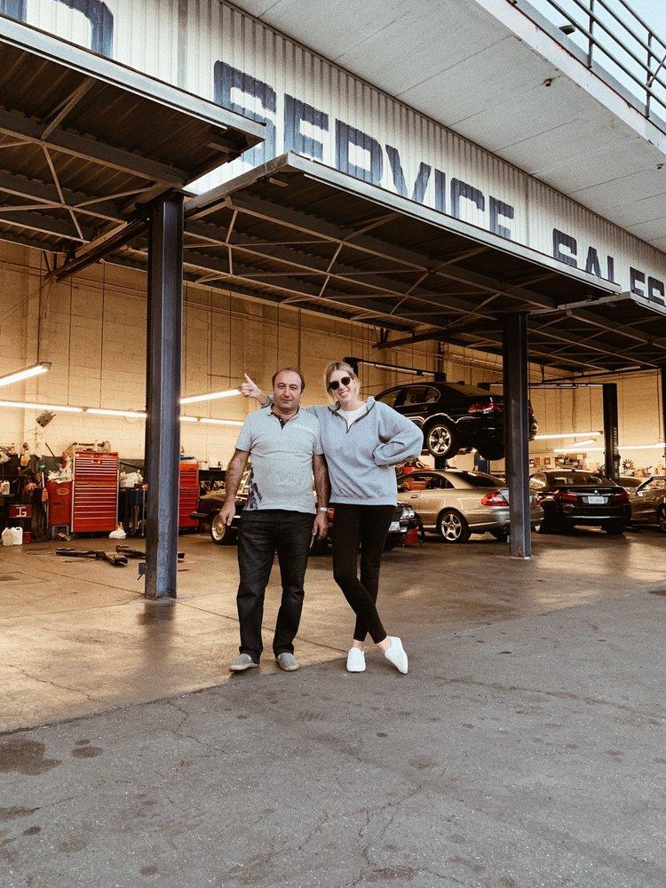 Johann's Independent Mercedes BMW Service