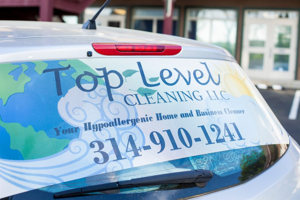 Top Level Cleaning: St. Louis, MO